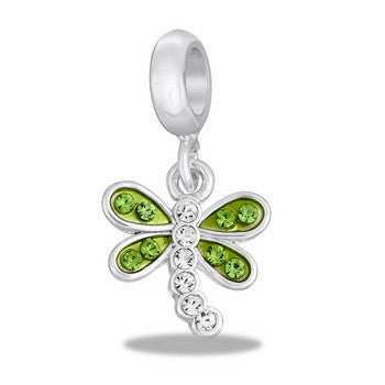 Dangle, Green Dragonfly, Set/2