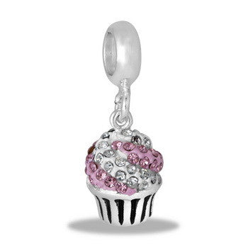 Dangle, CZ Cupcake, Set/2