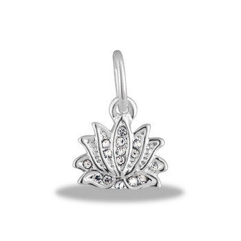 Charm, Lotus Flower, Set/2