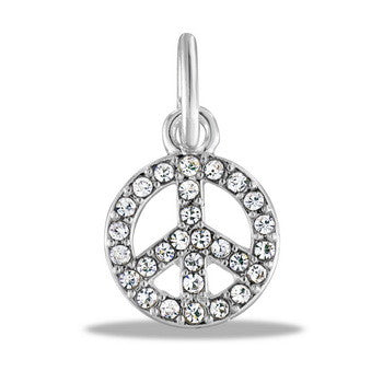 Charm, Peace Sign, Set/2