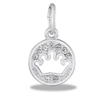 Charm, Cutout, Crown, Set/2