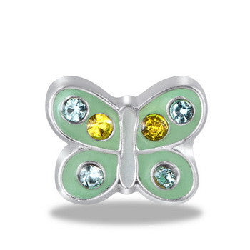 Charm, Butterfly,  Set/3