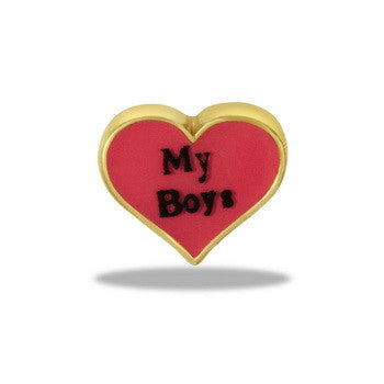 "Charm, ""My Boys"", Set/3"