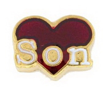 Charm, Heart, Son, Set/3