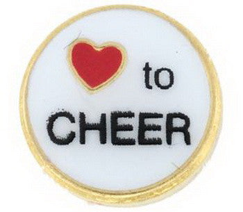 Charm, I Love to Cheer, Set/3