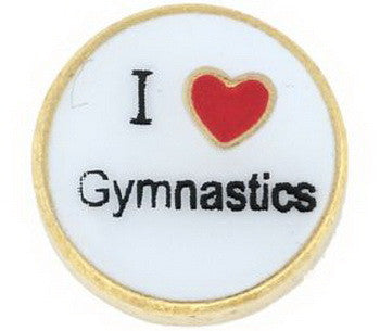 Charm, I love Gymnastics, Set/3