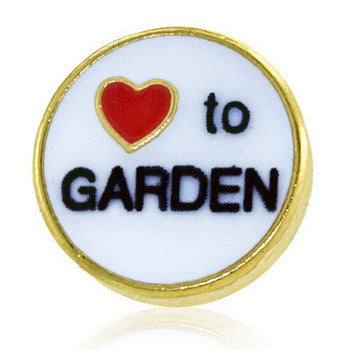 Charm, Love to Garden, Set/3