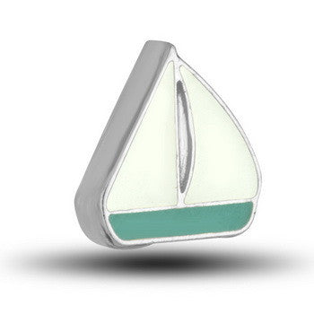 Charm, Sailboat, Set/3