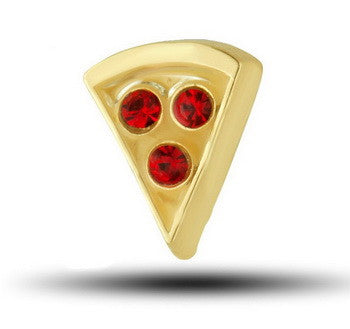 Charm, Pizza Slice, Set/3