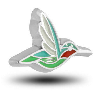 Charm, Hummingbird, Set/3