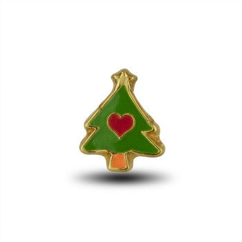 FH Charm, Christmas Tree, Set/3
