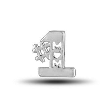 FH Charm, No. 1 Mom, Set/3