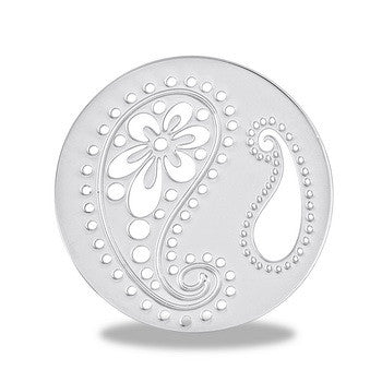 Disk, Paisley 2 Round, Set/2