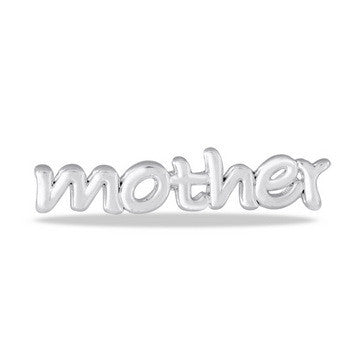 "Large Charm, ""Mother"", Set/2"