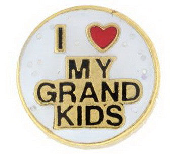Charm, Love/Grandkids, Set/3