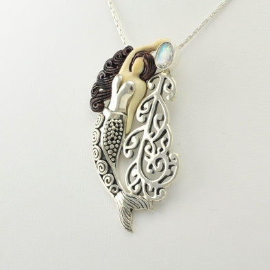 New Mermaid Jewelry from Jenny Byrne