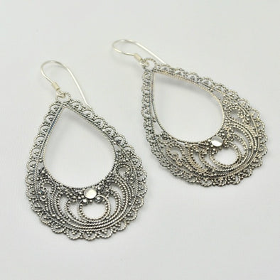 Handmade Sterling Silver Jewelry from Bali