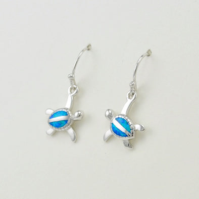 Created Opal Jewelry with Sterling Silver