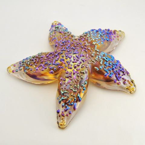 Glass Starfish by Opal Art Glass