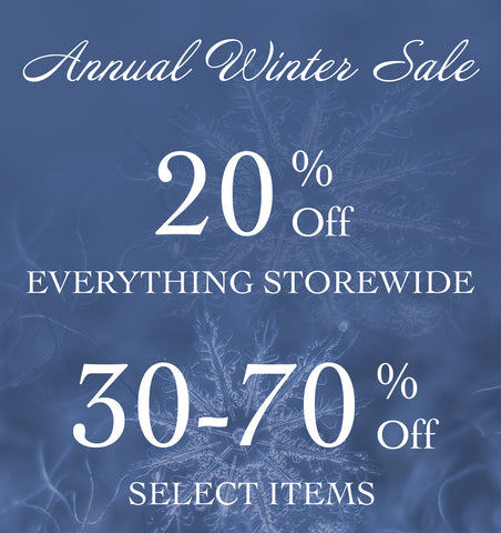 BeJeweled's Annual Winter Sale