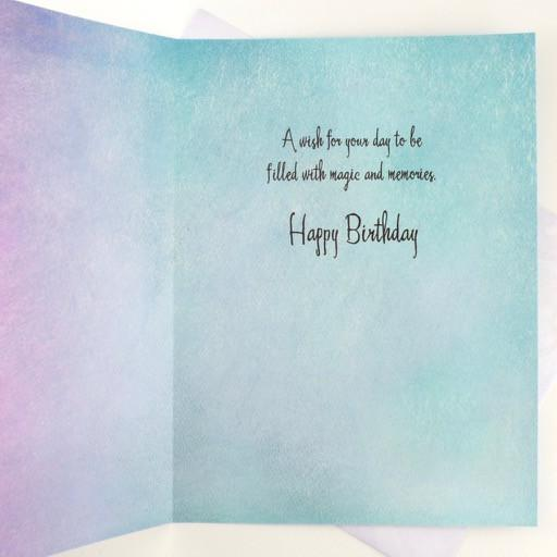 Ocean Song Laurel Burch Birthday Card