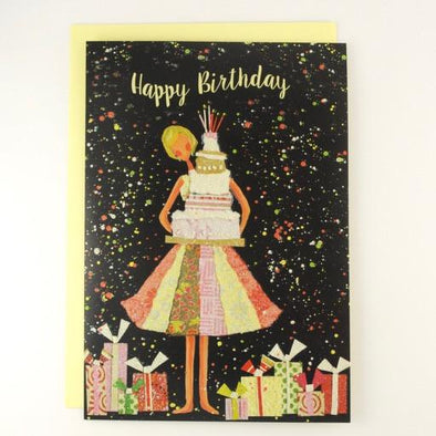 Happy Birthday Kindred Lane Card