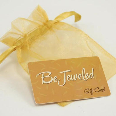 $25 BeJeweled Gift Card