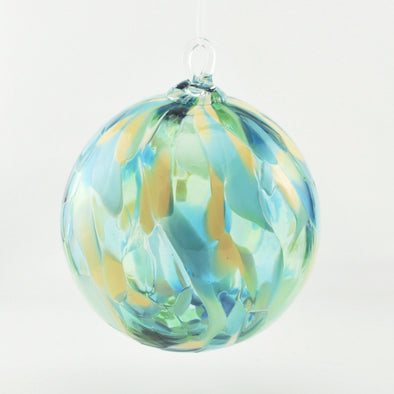 Classic Glass Ornament Sea Glass
