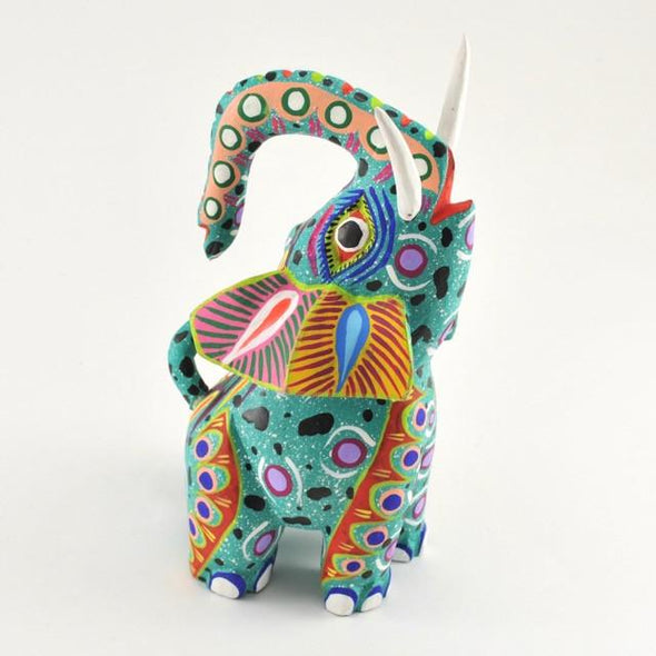 Oaxacan Elephant by Carrillo