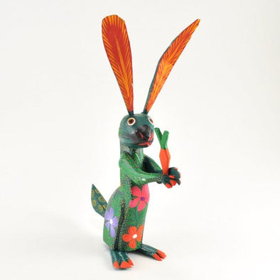 Oaxacan Rabbit with Carrot by Hernandez