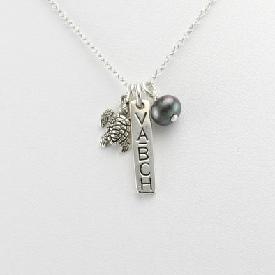 Virginia Beach Sea Turtle Necklace