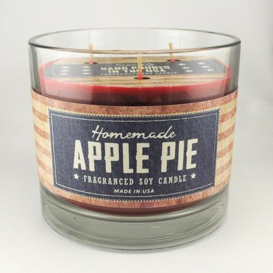 Homemade Apple Pie 25oz Candle