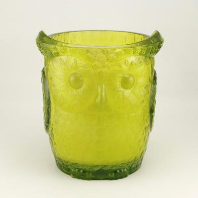 Anjou Pear Owl Candle