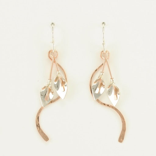 Alt View Lily Earrings