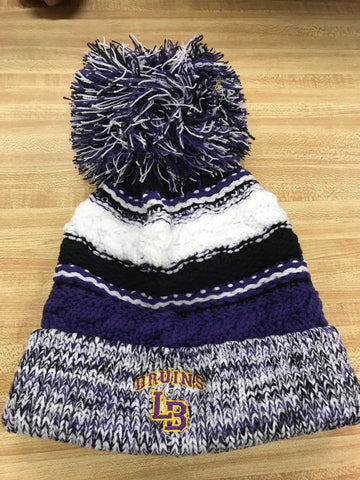 NEW Pom Pom Team Beanie