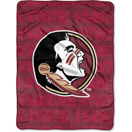 "Florida State Seminoles 46"" x 60"" Micro Raschel Throw Blanket"