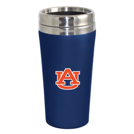 NCAA Auburn Tiger Double Walled Travel Tumbler