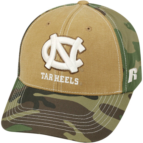 NCAA North Carolina Tar Heels Mossy Baseball Adjustable Hat