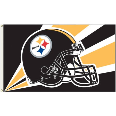 NFL Pittsburgh Steelers 3' x 5' Flag
