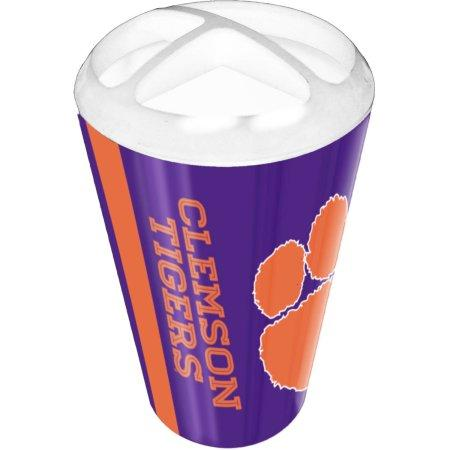 Clemson Tigers Decorative Bath Collection Toothbrush Holder