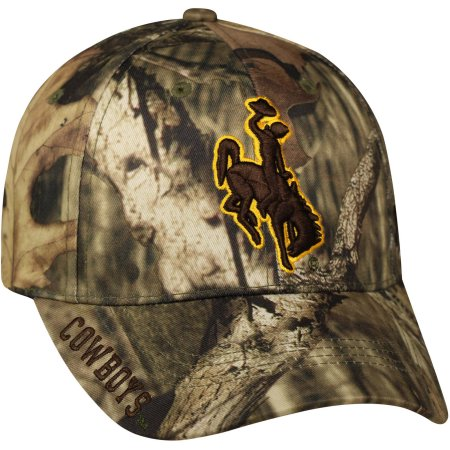 NCAA Men's Wyoming Cowboys Mossy Hat \ Cap