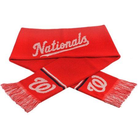 MLB Washington Nationals Glitter Scarf
