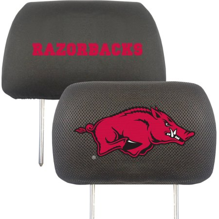 NCAA Arkansas Razorbacks Headrest Covers