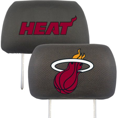 NBA Miami Heat Headrest Covers