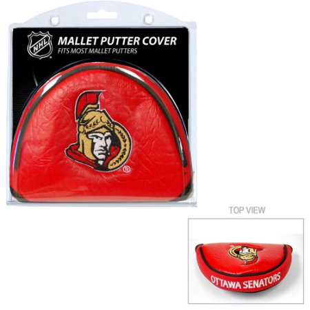 Team Golf NHL Ottawa Senators Golf Mallet Putter Cover