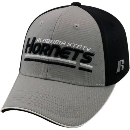 NCAA University of Alabama State Hornets Away Two Tone Baseball Hat \ Cap