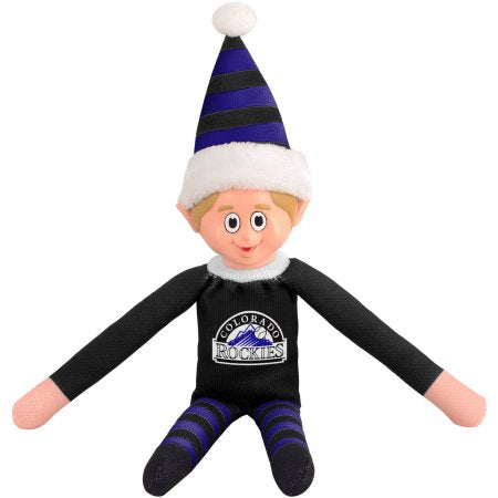 MLB Colorado Rockies Team Elf