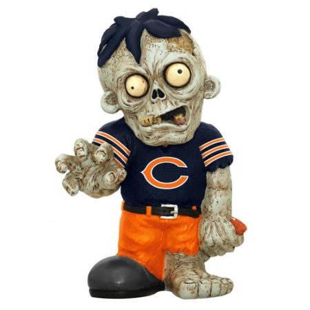 NFL New England Patriots Zombie Figurine - Forever Collectibles