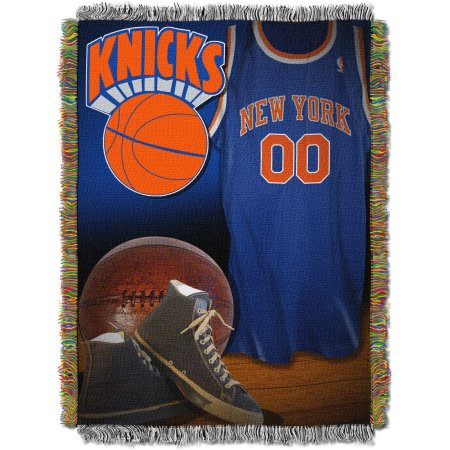"NBA 48"" x 60"" Vintage Series Tapestry Throw, Knicks"