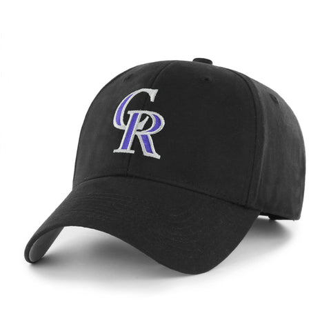 MLB Colorado Rockies Adjustable Hat